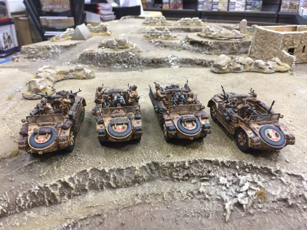 Picture of Pete's Battlegroup