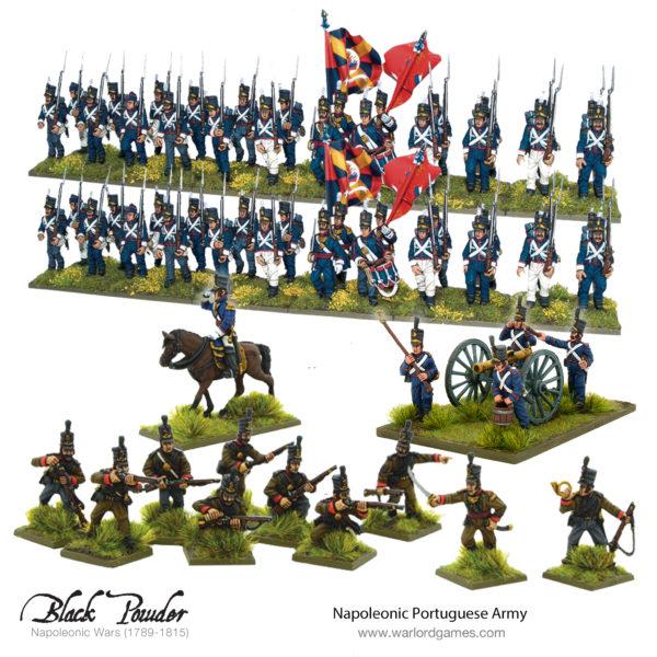 Napoleonic Portuguese Army deal