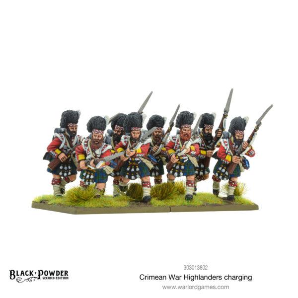 Crimean War Highlanders