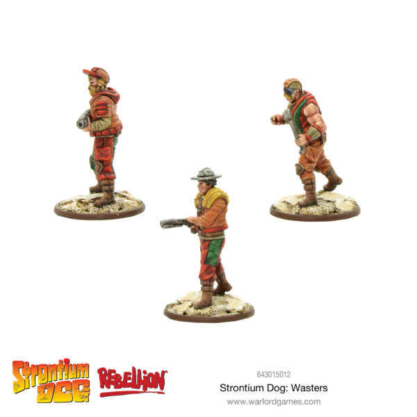 Strontium Dog: Wasters Side