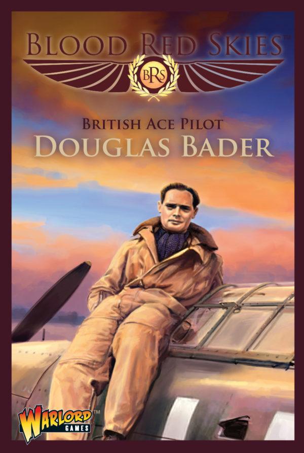 Hawker Hurricane Aces 1 – Douglas Bader