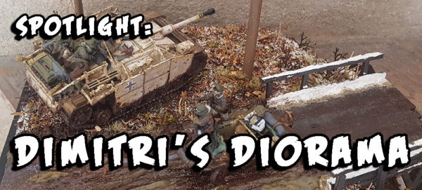Dimitri's Diorama banner