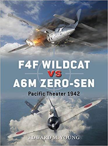 Osprey - F4F Wildcat vs A6M Zero-Sen - Pacific Theater 1942