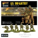 US Infantry WWII American GIs