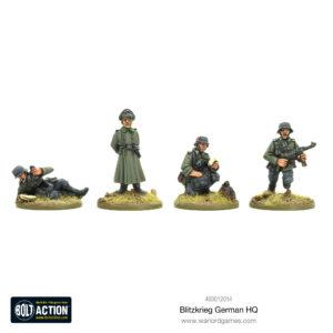 Blitzkrieg German HQ