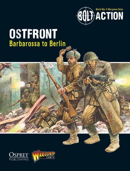 Ostfront Barbarossa to Berlin