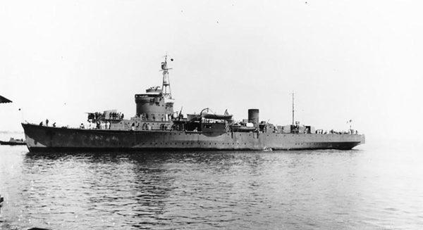 Itsukushima circa 1935 - Imperial Japanese Navy