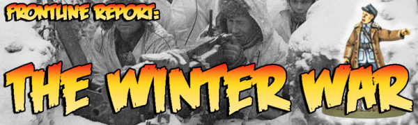 Frontline Report: The Winter War