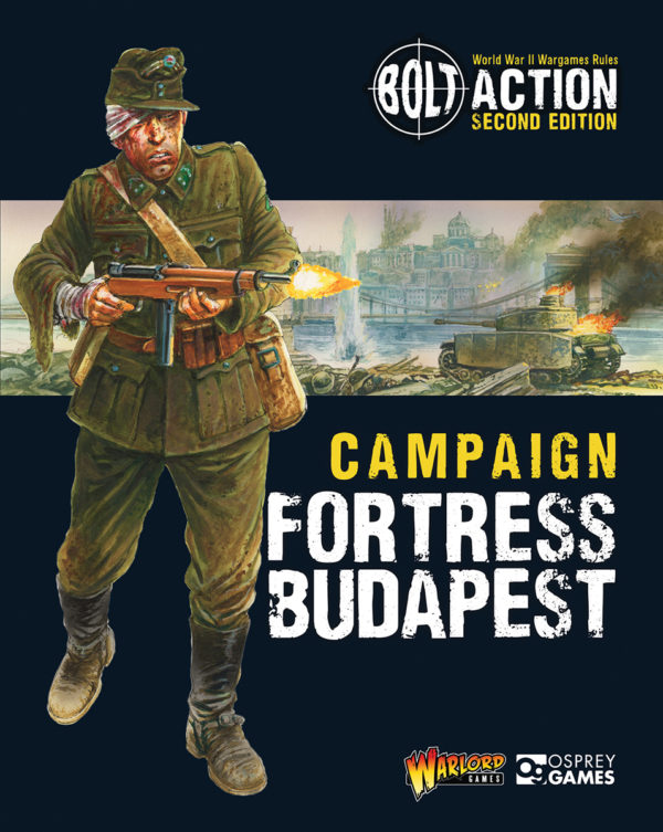 409917401 Fortress Budapest front cover image