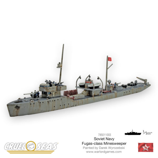 Picture of 785011003 Fugas-class Minesweeper