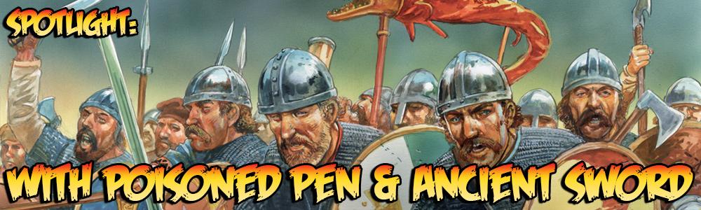 Poisoned Pen & Ancient Sword banner