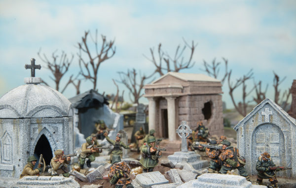 A bloody brawl erupts over the crumbling mausoleums of the Farkasreti cemetery! Budapest.