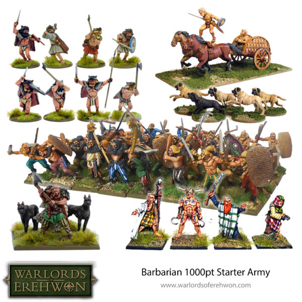 Barbarians of Erehwon
