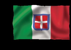 Italian Naval Flag