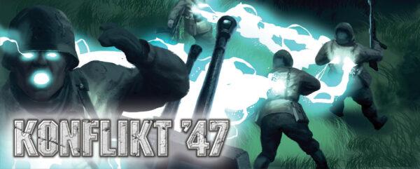 Konflikt '47 Rift Tech Support Weapons