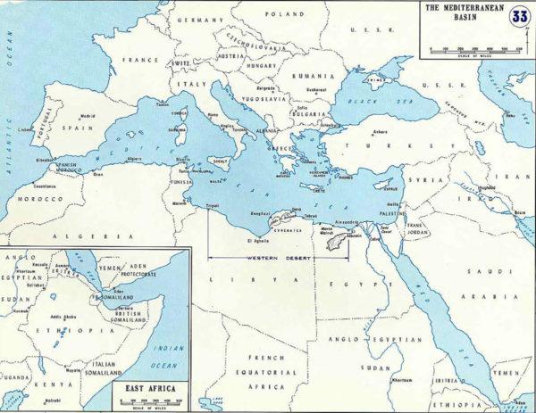 The Mediterranean Basin