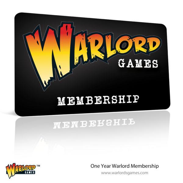 Warlord Games Membership (1 year)