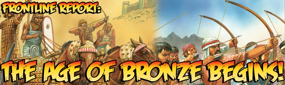 Age of Bronze begins banner