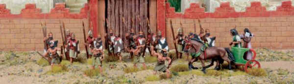 Bronze Age Chariots