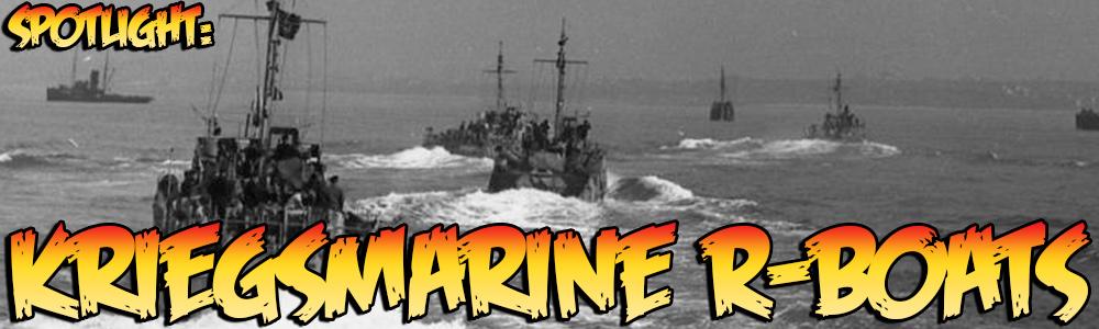 Kriegsmarine R-Boat