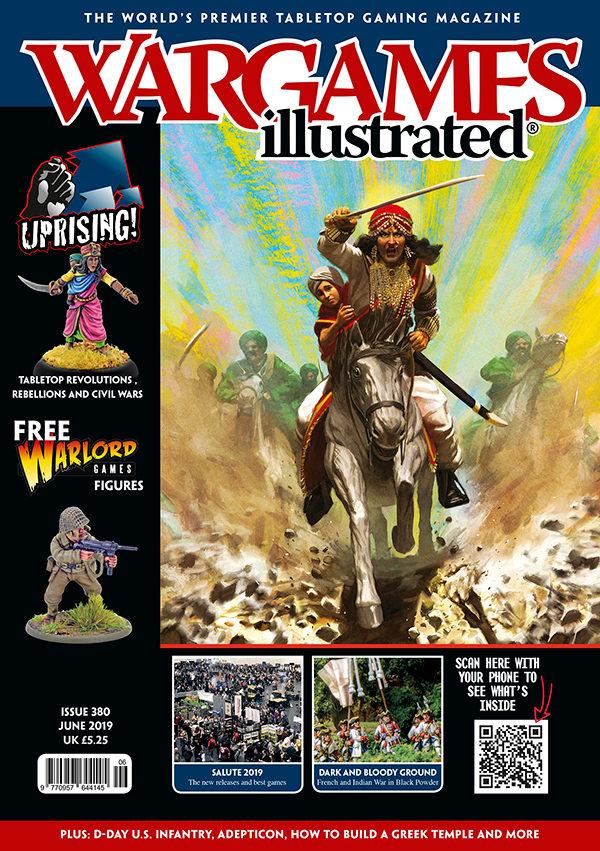 Wargames Illustrated 380 June Edition