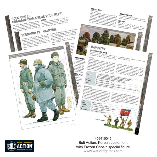 Bolt Action Korea Sample