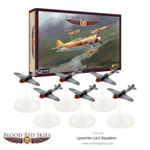 Lavochkin La5 Squadron