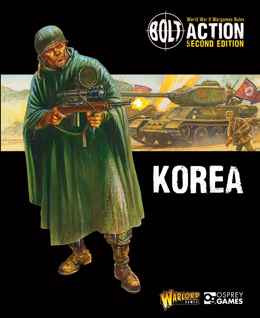 Bolt Action Campaign supplement: Korea