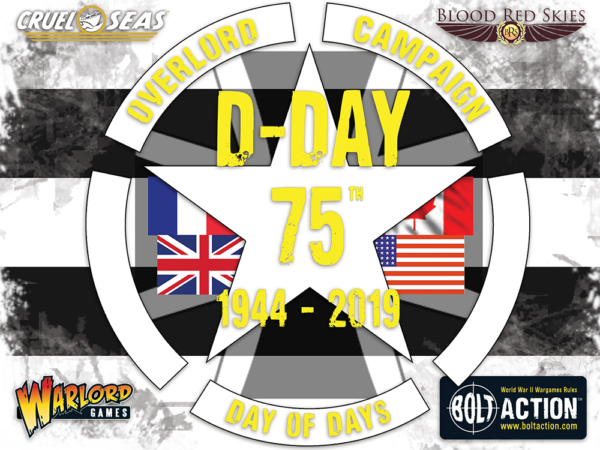 D-Day Campaign Banner