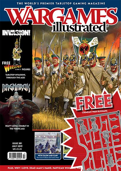 Wargames Illustrated 381