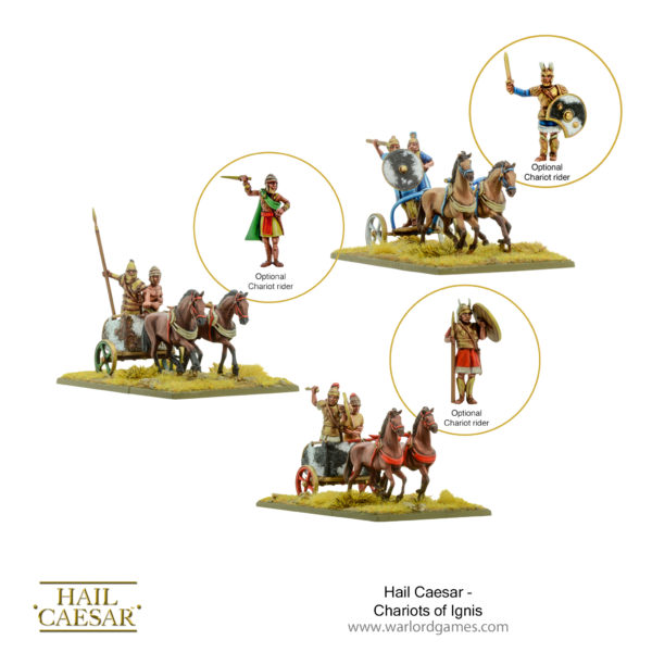 Chariots of Ignis