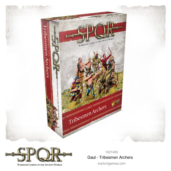 SPQR: Gaul Archers Box
