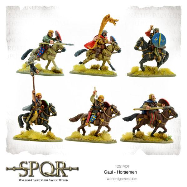 Gaul Horsemen