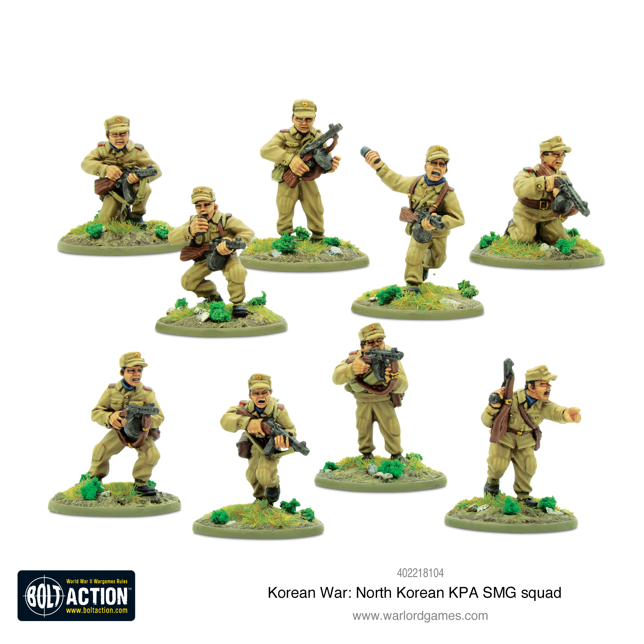 KPA SMG Squad