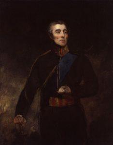 Portrait of the Duke of Wellington by John Jackson, 1830–31