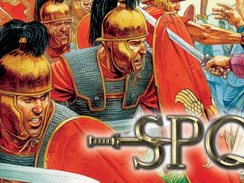 SPQR Warband Focus: Caesar's Legions