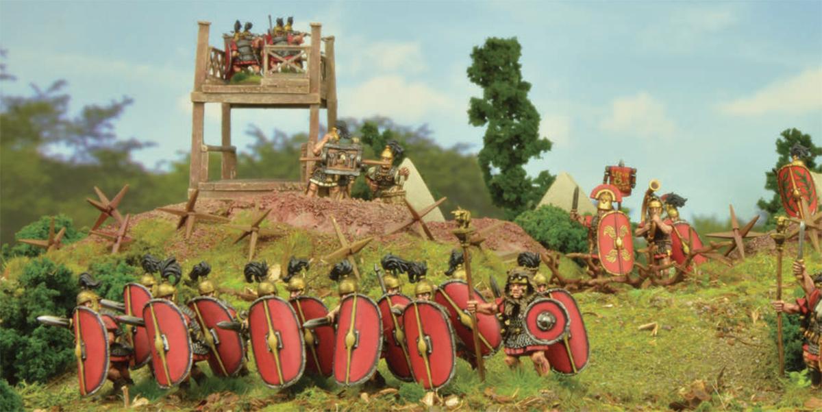 Caesarean Romans