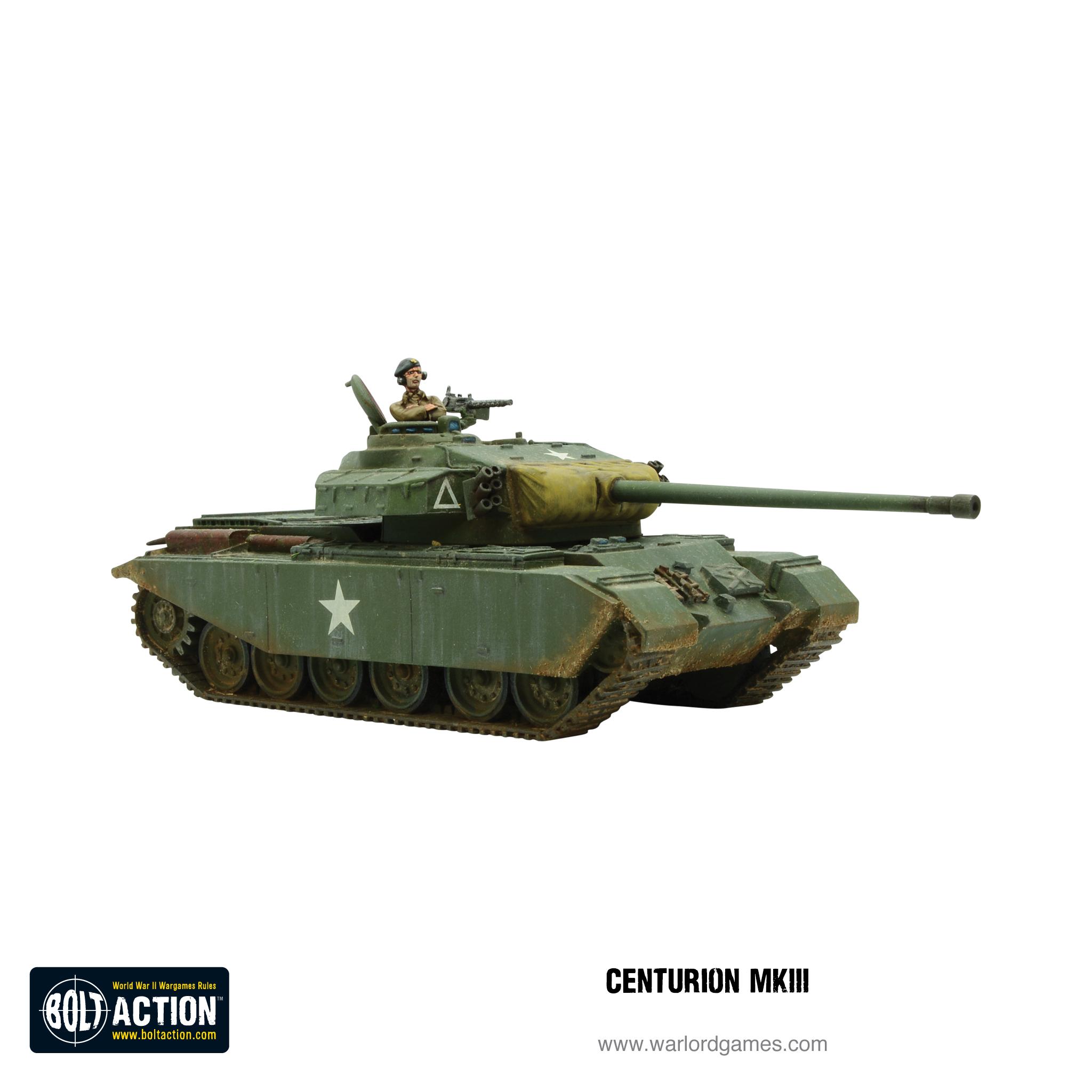 Centurion Mk. III