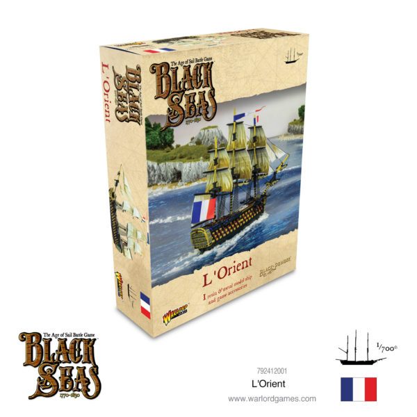 Black Seas Le Orient
