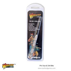 Pin Vice and Drill Bits