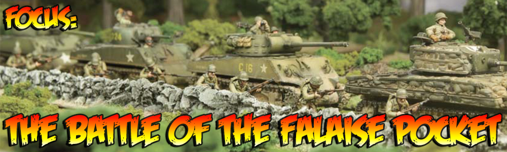 Focus: Battle of the Falaise Pocket