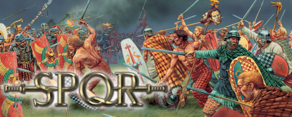 SPQR Warband Focus: Gaul