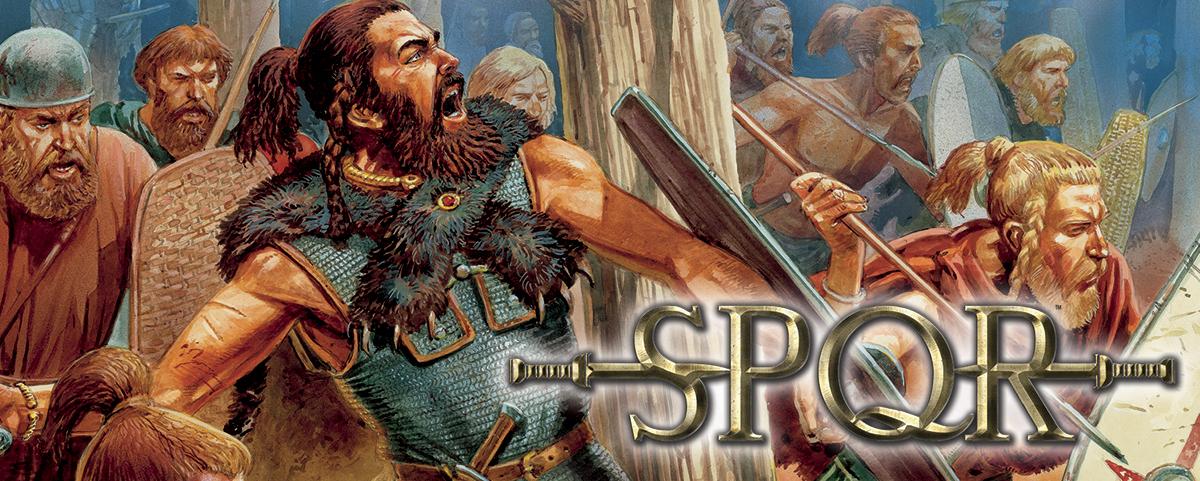 SPQR Faction Focus: Germania