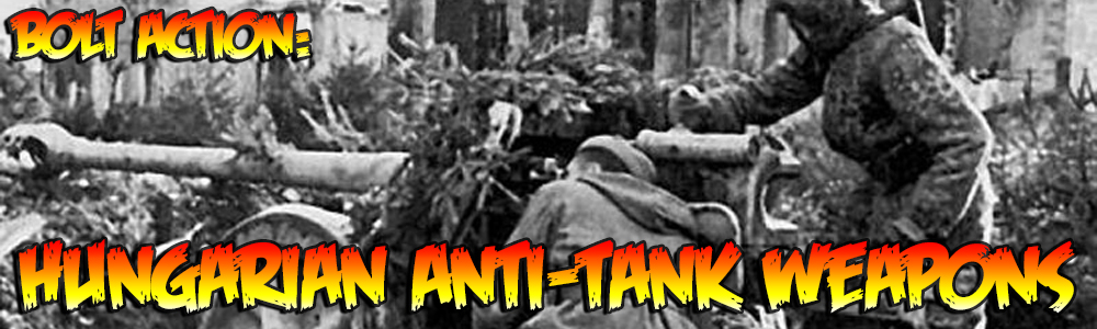 Hungarian Anti Tank Weapons