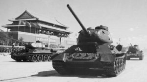 Chinese T34/85