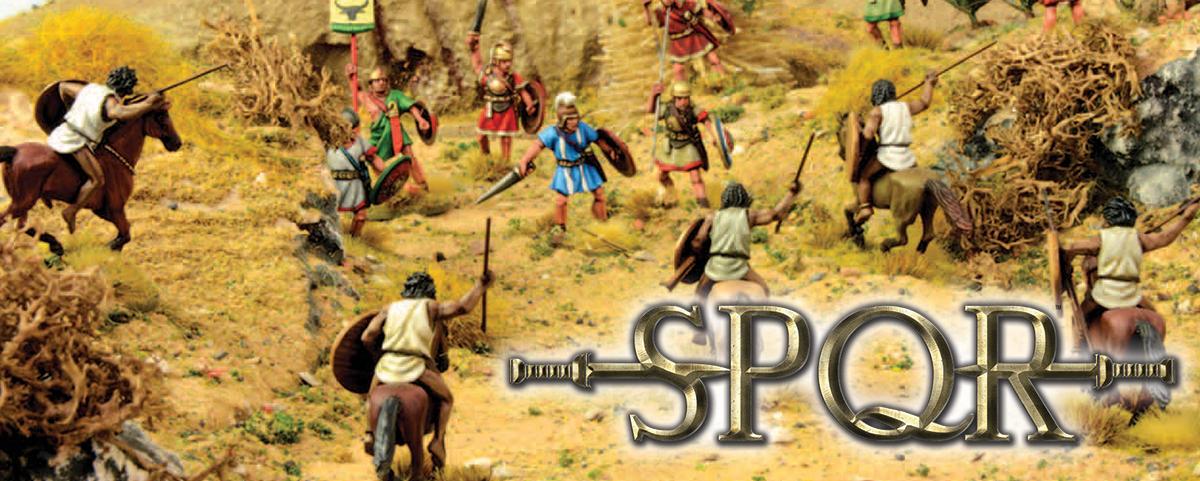 SPQR: Hiring Mercenaries for your Warband
