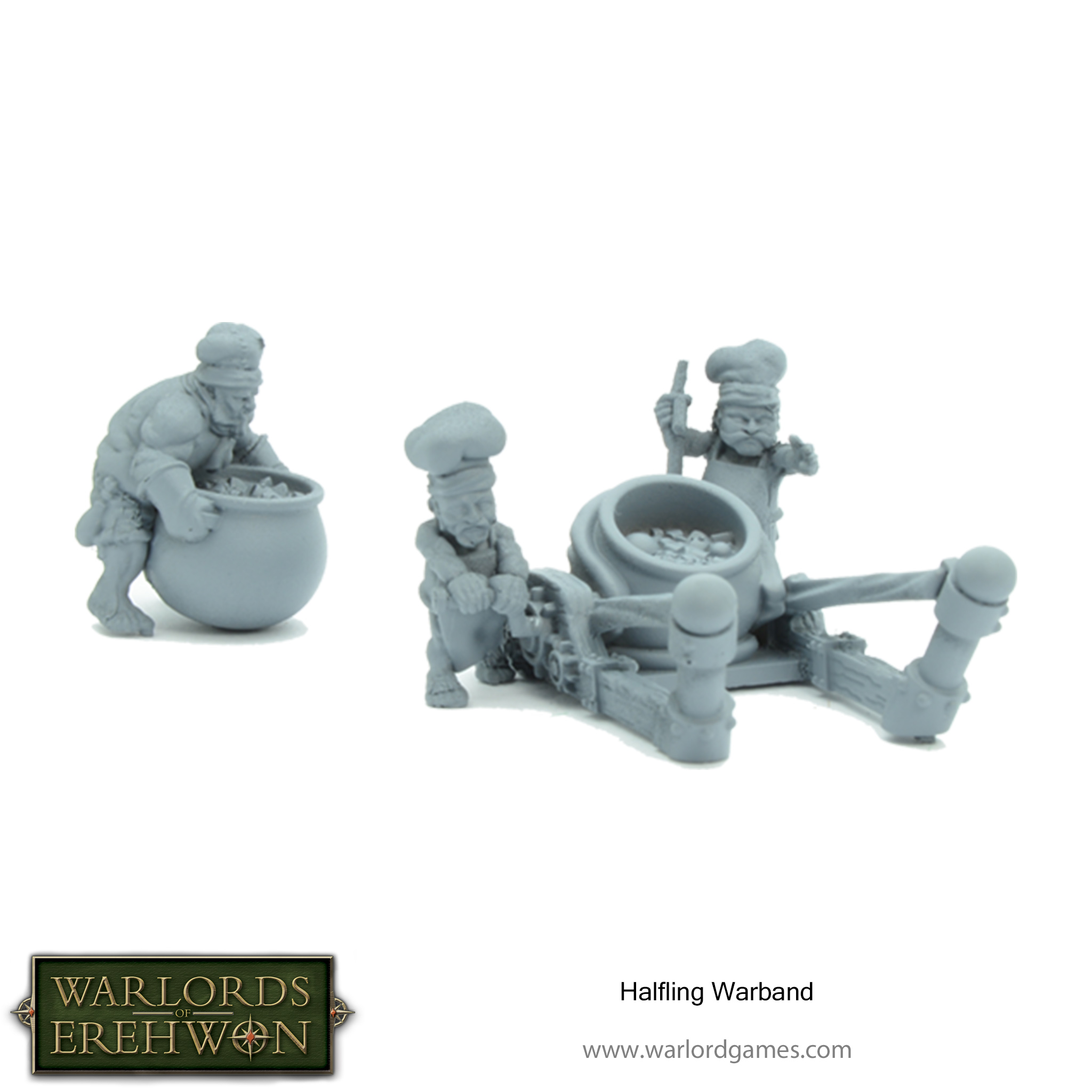 Warlords of Erehwon Halflings with Swords ADD/'L ITEMS SHIP FREE