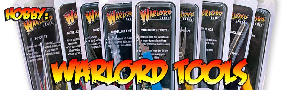 Hobby: Warlord Tools