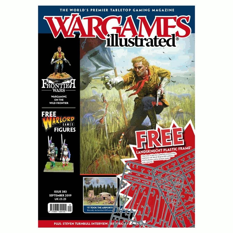 Wargames Illustrated 383