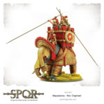 Macedonia War Elephant